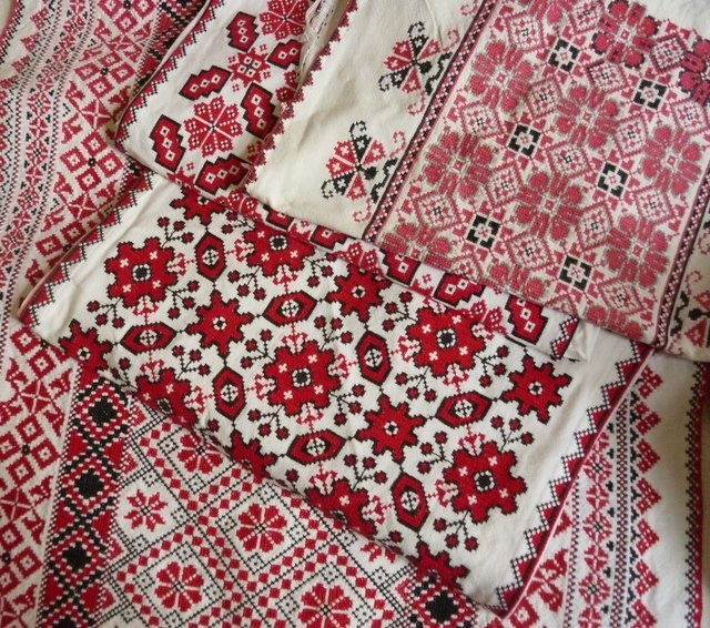 Transylvanian embroidery