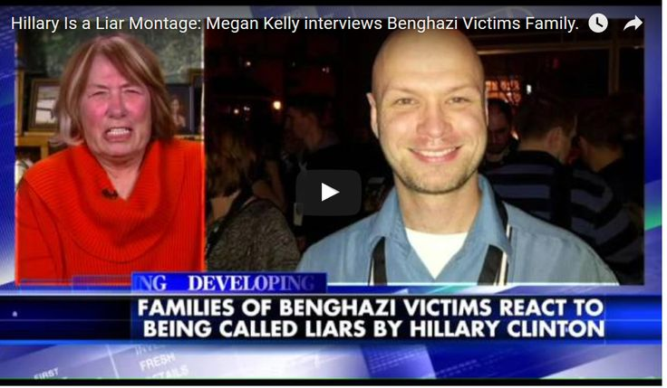 Hillary Is A Liar On Benghazi Montage; HER SUPPORTERS SHOULD BE ASHAMED!
