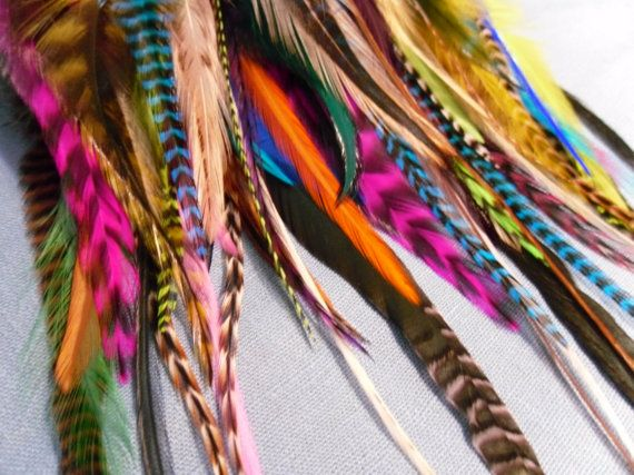 Feather Salon Lot Bulk Craft or Salon Supplies for by SolDoggie