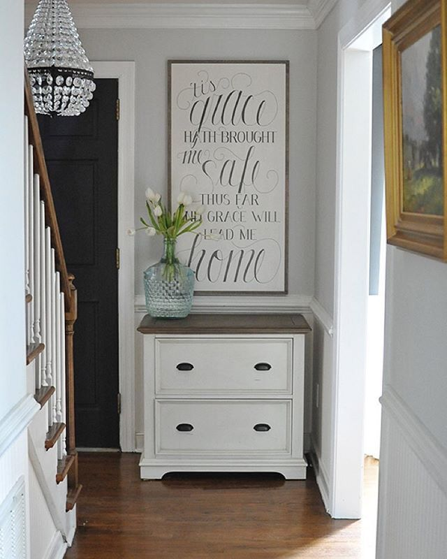 Something for the end of the hallway.