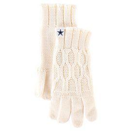 Dallas Cowboys Women's Knit Gloves