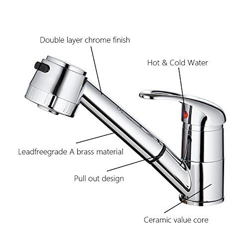 Image result for kitchen taps with hose