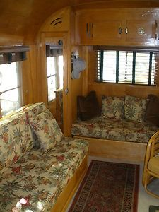 1951 Rare M Systems Vintage Travel Trailer In RVs Campers