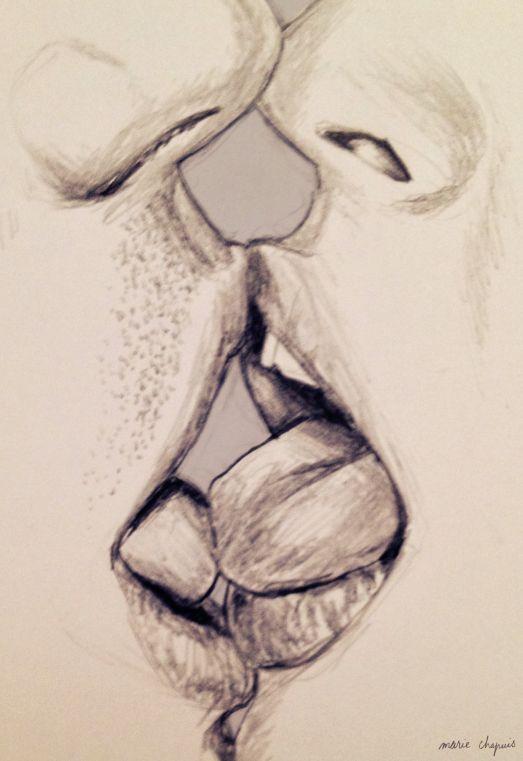 Нарисованные картинки секс карандашом — pic 13