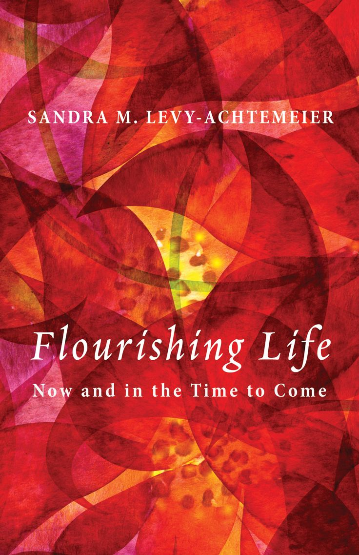 Flourishing Life (Now and in the Time to Come; BY Sandra M. Levy-Achtemeier; Imprint: Cascade Books). Drawing from the fields of evolutionary neuroscience, psychology, and theology, Sandra Levy-Achtemeier considers what it might mean for humans, as embodied and spiritual selves, to flourish now, and how such flourishing can contribute to our final flourishing in the time to come. She shows how such holistic flourishing and growth-filled transformation can occur even--and perhaps…