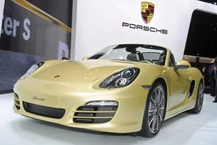 3rd generation #Porsche #Boxster