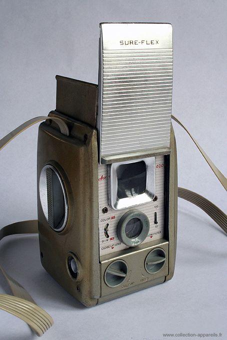 Ace Sure-Flex #vintage #camera