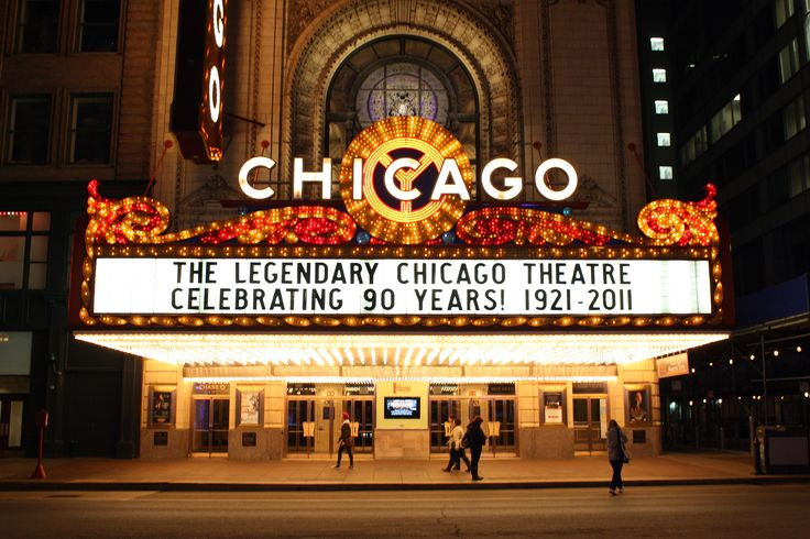 Chicago Theater - Chicago Theatre - Wikipedia, the free encyclopedia