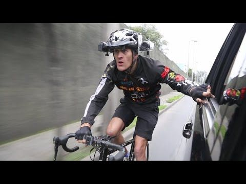 Watch the hair-raising new #bike races that make the Tour de France look tame. #cycling