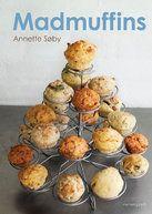 """""""Madmuffins"""" great cookbook.  Author Annette Søby. Photographer Mette Bærtelsen"""