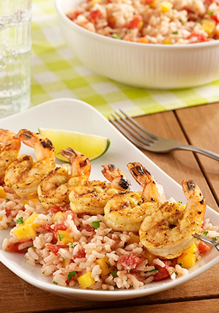 17 best images about seafood recipes on pinterest fish for Summer fish and rice