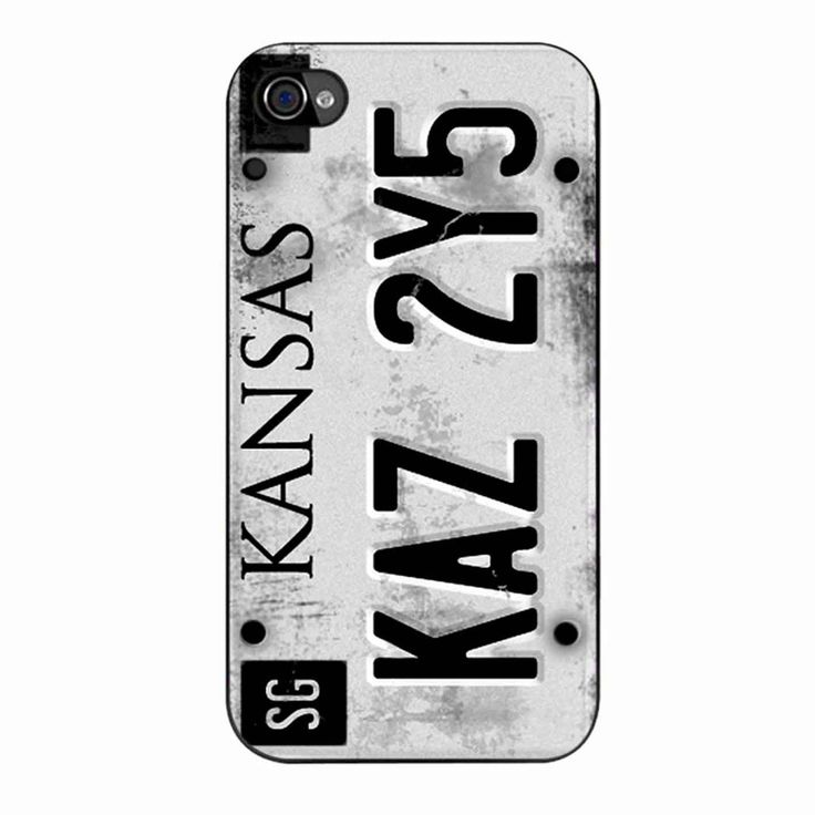 Supernatural 5 iPhone 4/4s Case
