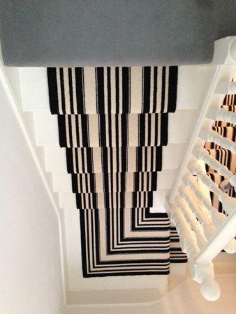 Black And White Sr Carpet Runner Vidalondon