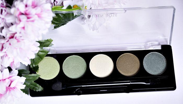 Professional Palette Eyeshadow - Paleta cieni do powiek - Golden Rose.