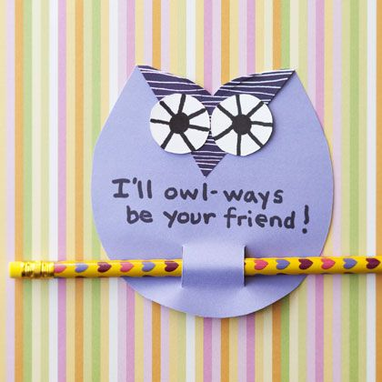 This would be so cute for Valentines!Valentine Day Ideas, Crafts Ideas, Valentine Day Crafts, Homemade Valentine, For Kids, Valentine Day Cards, Valentine Cards, Valentine Ideas, Owls Crafts