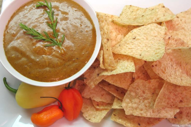 Homemade Queso Dip Food Network