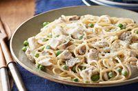 Sencillo y rápido tetrazzini de pollo Receta - Comida Kraft