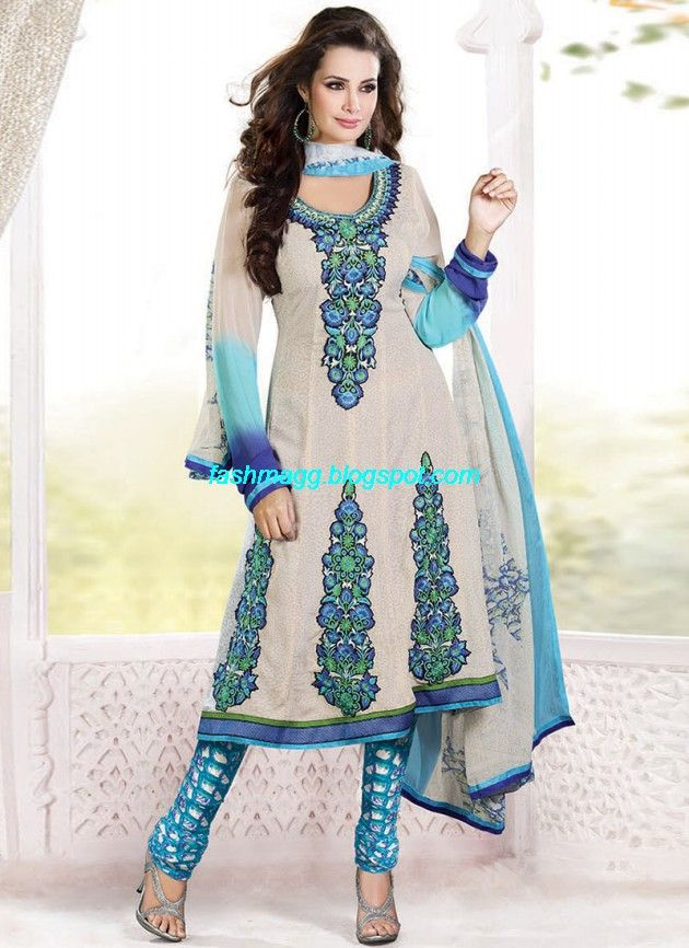 New-Designers-Anarkali-Frock-Churidar-Salwar-Kameez-Latest-Fashion-Dress-1