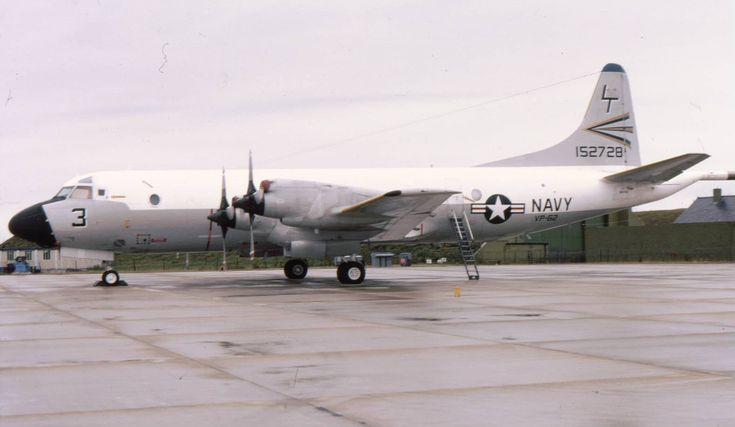 P-3B 152728-LT-3 VP62 9-82 | Jim Simpson Aircraft Images