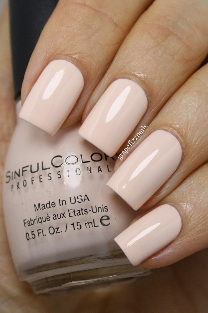Sinful Colors Easy Going #nail #nails #nailpolish
