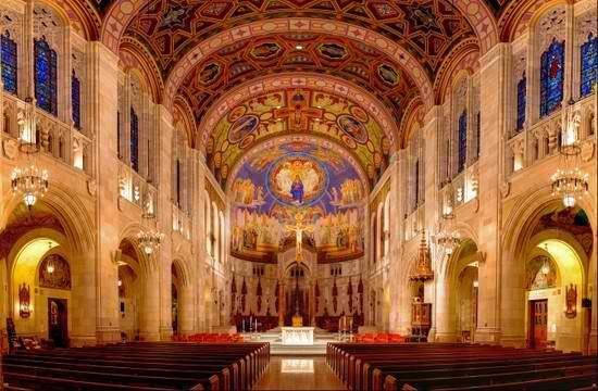 Be Mesmerized By The Magnificence Of The Queen Of The Most Holy Rosary Cathedral