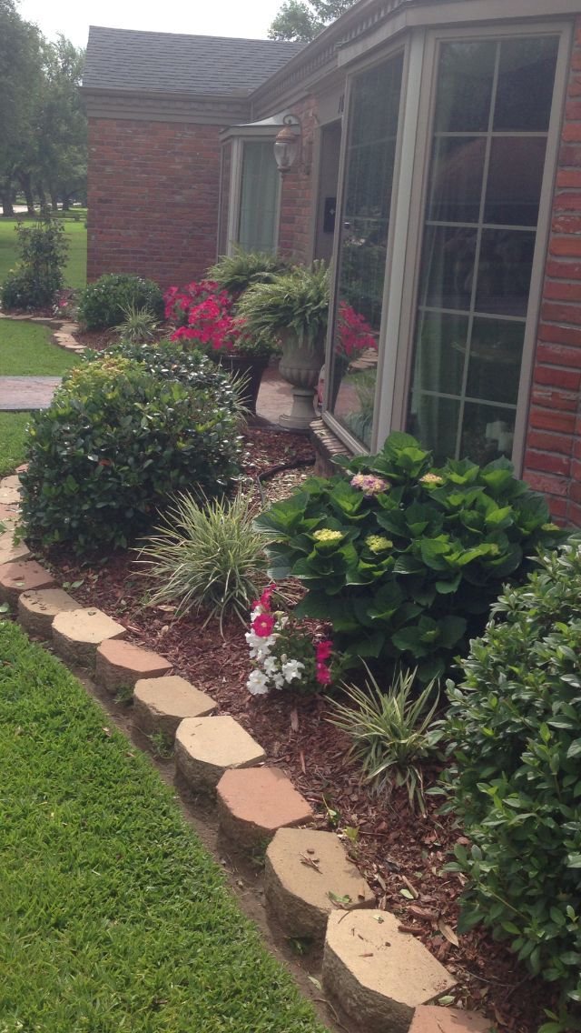 DIY landscaping! by Roselend Griffin