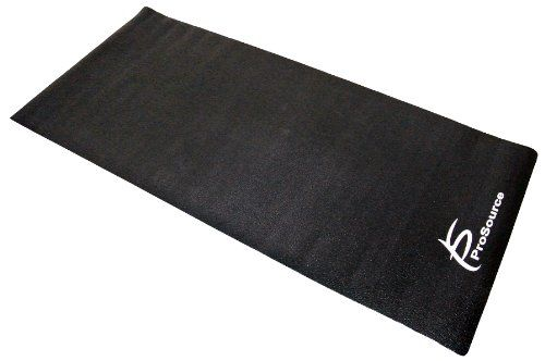 nice ProSource Discounts High Density PVC Floor Protector Treadmill Mat, 6.5 x 3-Feet Reviews