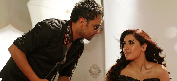 Amrinder Gill & Neetu Singh in Rubaroo