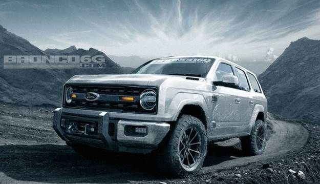 2020 Ford Bronco 4 Door Review Release With Images Ford Bronco Ford Bronco 4 Door 2019 Ford Bronco