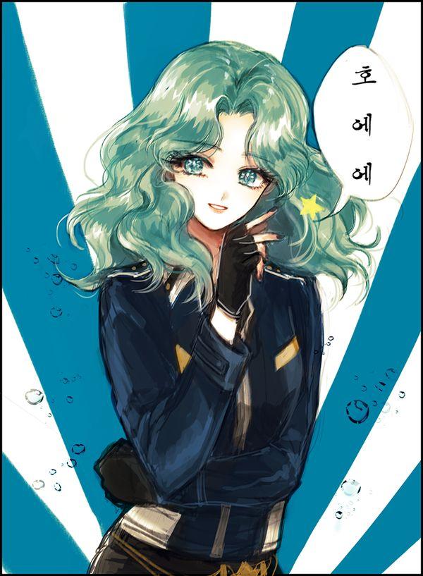 sailor-moon-rei:   by PaGaRaGa - Sailor Moon Art