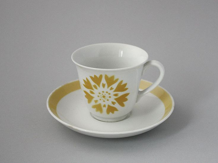Arabia, kahvikuppi, retro