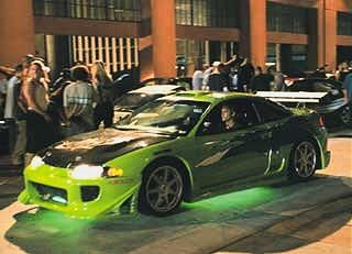Automotive Family Ideas: fast and the furious cars