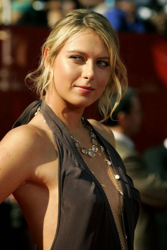 Online World Look Amazing: Maria Sharapova Tennis Player Biography
