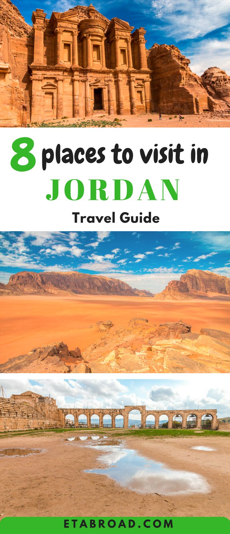 eight Greatest Locations to Go to in Jordan