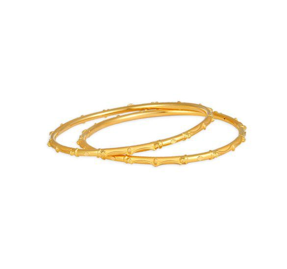 Tanishq Bangles for Women - 512311VSWR2A00