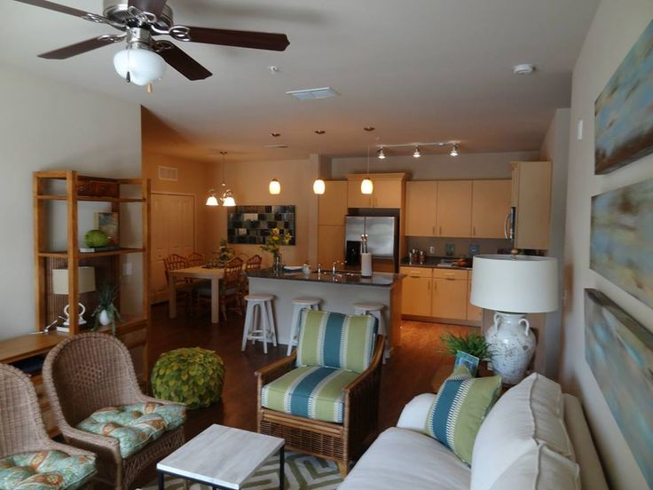 Lots Of Space For Easy Furniture Placement Open Sunny And Bright Sea Isle