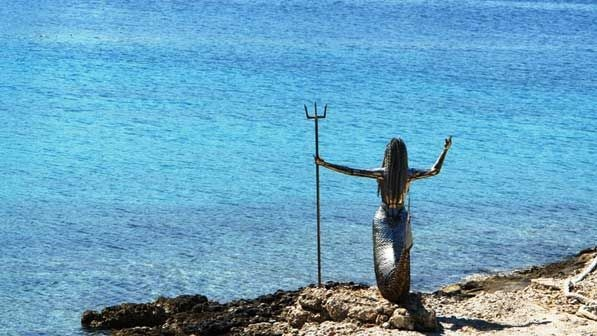 Spetses Mermaid