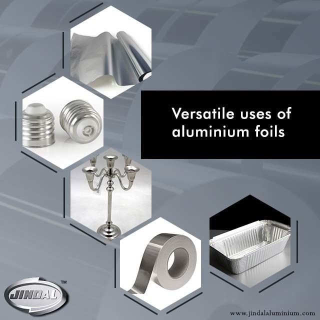 Jindal Aluminium Limited manufactures Bare Foils that can be