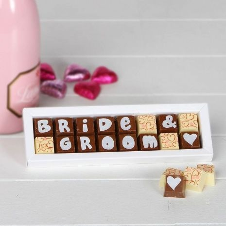 Personalised Chocolates From Not On The High Street