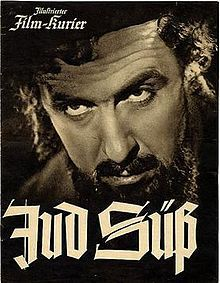 Jud Süß, is a 1940 Nazi propaganda film produced by Terra Filmkunst at the behest of Joseph Goebbels, and considered one of the most antisemitic films of all time.The movie was directed by Veit Harlan, who wrote the screenplay with Eberhard Wolfgang Möller and Ludwig Metzger. The leading roles were played by Ferdinand Marian and Harlan's wife Kristina Söderbaum; Werner Krauss and Heinrich George played key supporting roles.Heinrich Himmler urged members of the SS and police to watch the…
