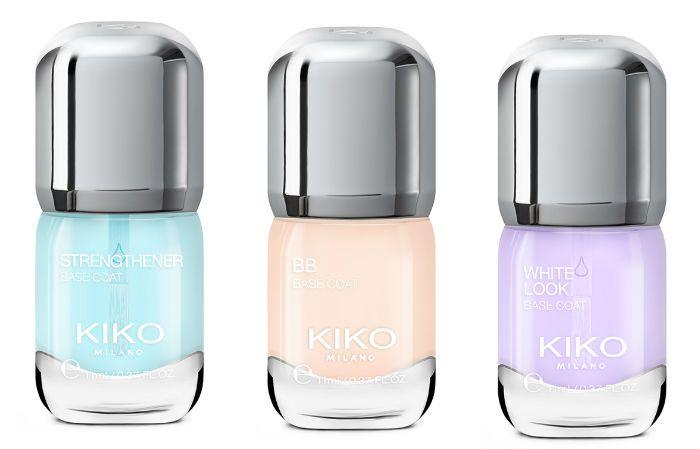 Kiko Nail Care: nuovi prodotti curativi unghie con olio di kukui | Tutto Nail Art & Unghie