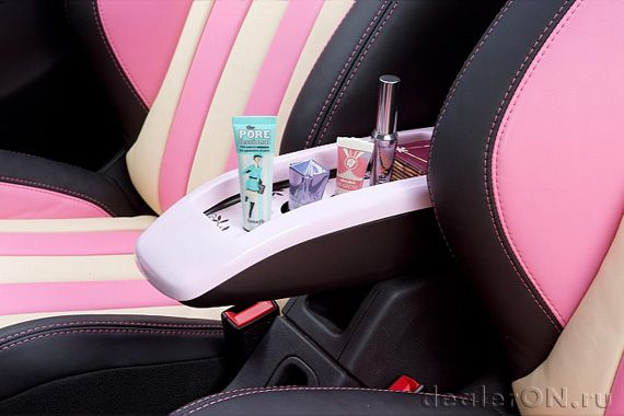 The interior of every car should look like this!