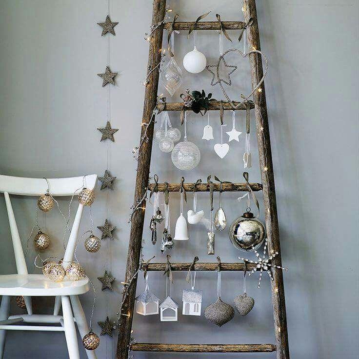 Meer dan 1000 idee n over kerst trap op pinterest kerstdecor slinger en kerstmis - Deco trap ...