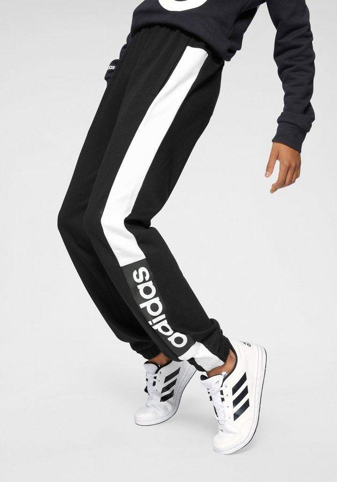 Bei OTTO | Herren adidas Jogginghose blau, schwarz