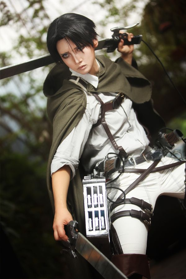 Favorit Best 25+ Levi cosplay ideas on Pinterest | Aot cosplay, Attack of  PU01