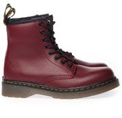 Rode Dr. Martens kinderschoenen Delaney boots #drmartens #boots #laarzen #schoenen #shoes #online #shopping #mooieschoenen #follow