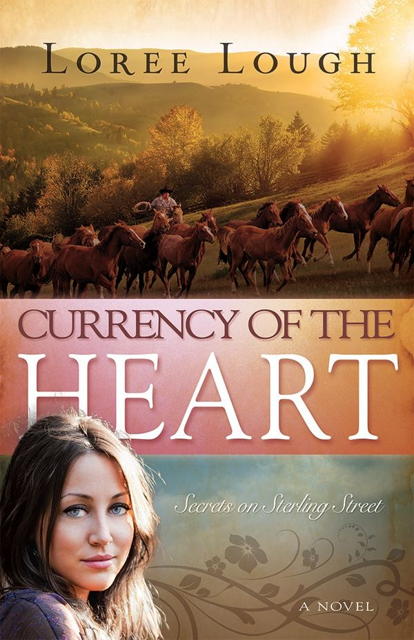 "Currency of the Heart by bestselling, award-winning author Loree Lough is a historic romance, set in 1880s Denver, and 1st in Lough's series, Secrets on Sterling Street.  Amazon reviewer Harold Wolf writes, ""Historical life that depicts every facet of struggle for the wealthy and struggling commoner. The era is a delight, and Lough puts it picturesquely into words and sentences better than photographers of the period."""
