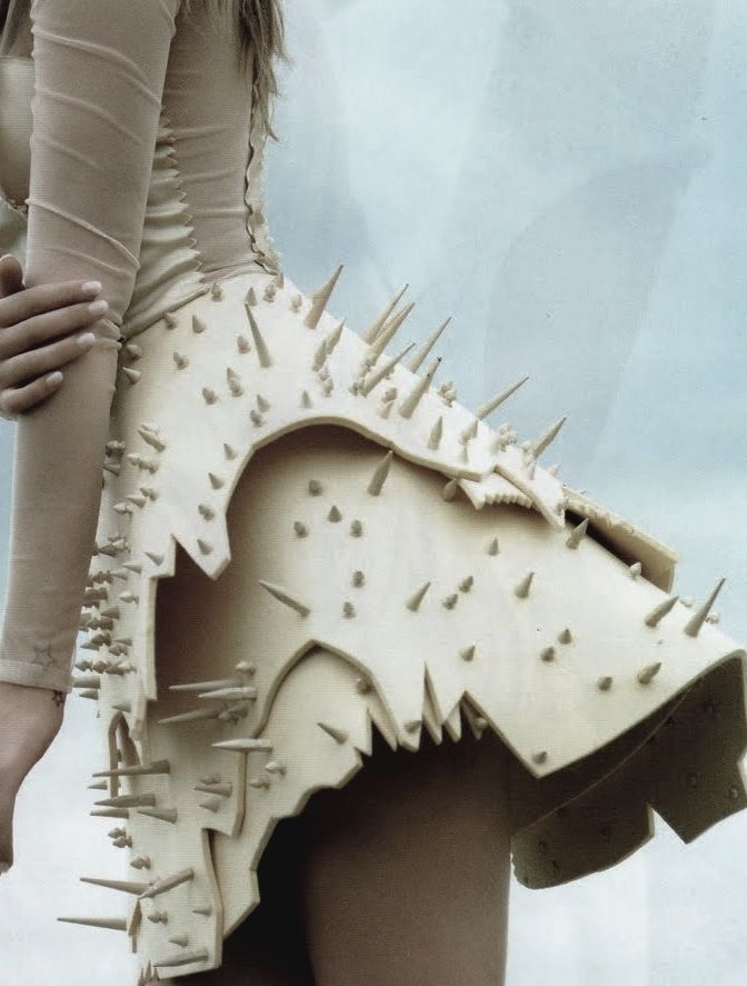 detail from 'come as you are' by greg kadel for vogue australia, september '09.
