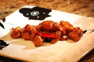 general tsos chicken: Food Recipes, Tsos Chicken, Suzanne, General Tsos, Cooking Blog, General Tso'S Chicken, Favorite Recipes, Chinese Food