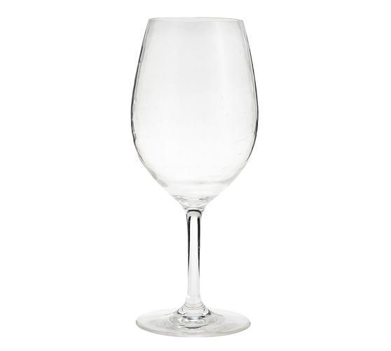 PB Classic AcrylicWine Glasses, Set Of 6